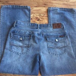 Seven7 Men's Jeans size 36/32 boot fit